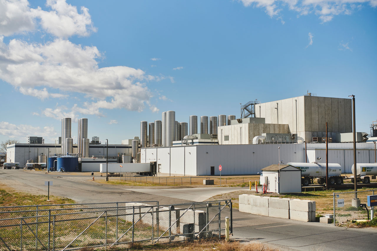Columbia River Processing manufacturing facility in Boardman, Oregon