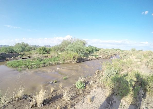 """The """"managed aquifer recharge,"""" or MAR, projects have allowed the Gila River Indian Community to achieve river and riparian restoration."""