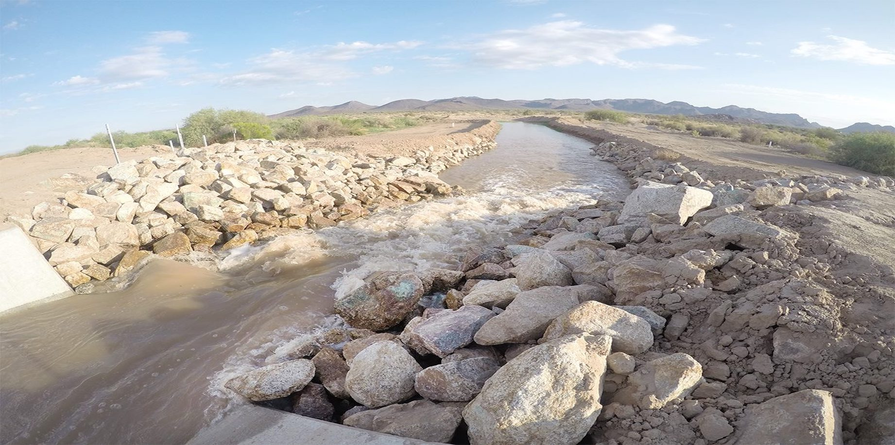 Managed aquifer recharge sites have allowed the Gila River Indian Community to recharge groundwater while also restoring the river.